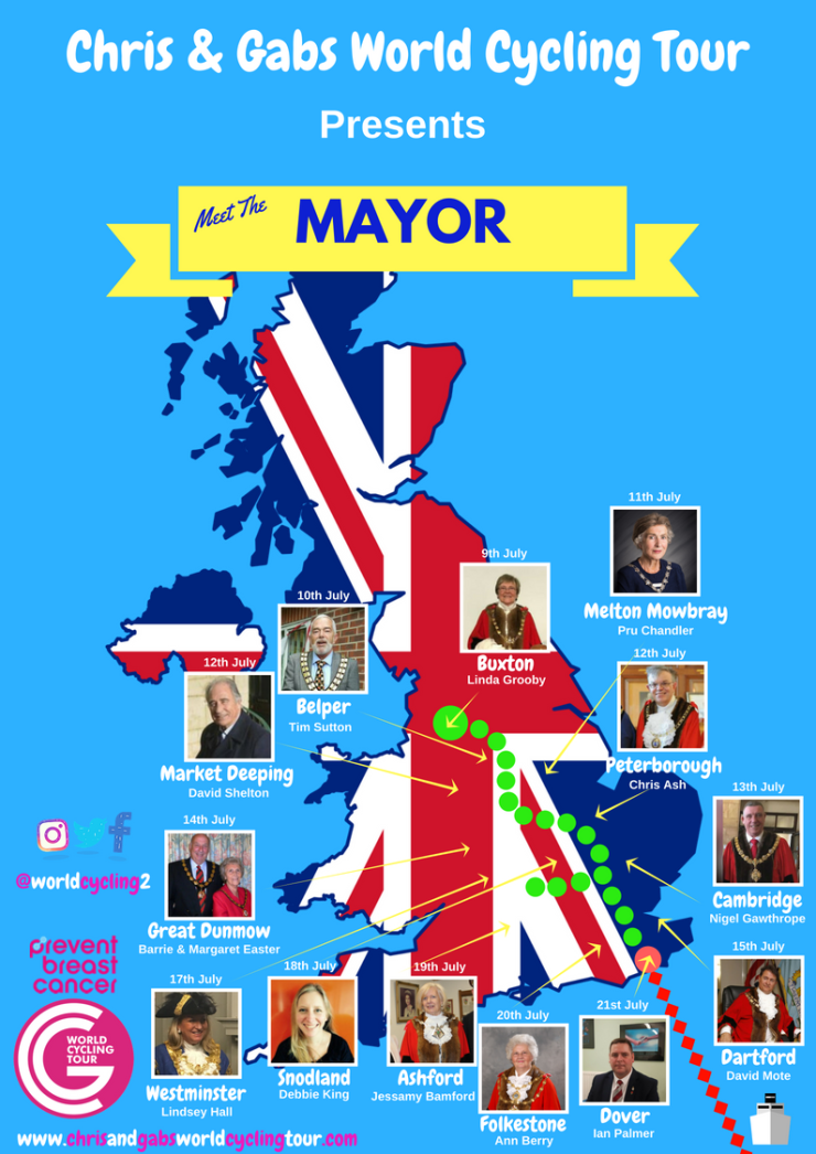 MEET THE MAYOR
